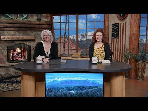 Charis Daily Live Bible Study: Unshakeable Kingdom - Carrie Pickett - May 3, 2021
