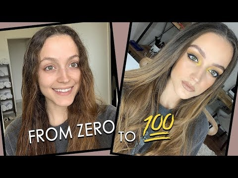 GETTING READY FOR THE JLO CONCERT | Head to Toe GRWM - UC8v4vz_n2rys6Yxpj8LuOBA