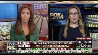 Tori Whiting: Pres. Trump Should Abandon Tariffs to See