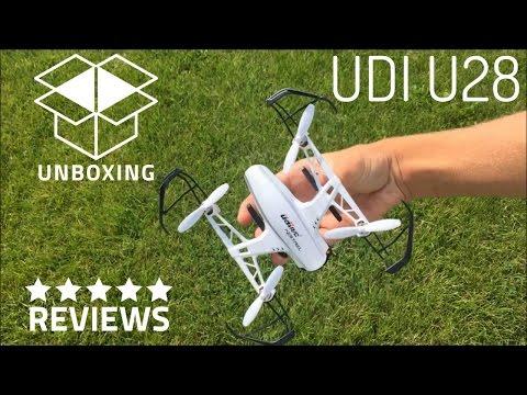 Drone Unboxing and Review   U28 UDI Kestrel FPV RC Quadcopter - UCqJs7Zse2OiG1iEc56CvWqA