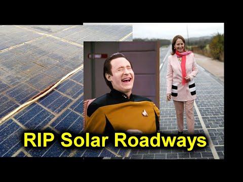 EEVblog #1233 - The Demise Of Solar Roadways - UC2DjFE7Xf11URZqWBigcVOQ