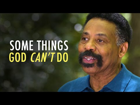 God Cannot Be Second - Tony Evans Devotional