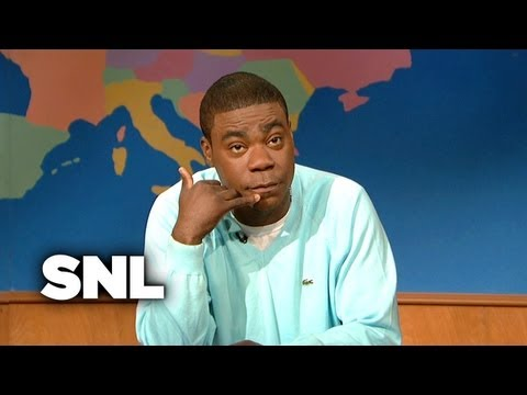 Weekend Update: Tracy Morgan at Saturday Night Live