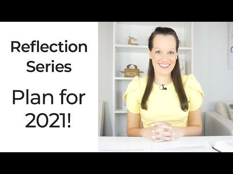 Reflection Series- Plan Your Joy 2021