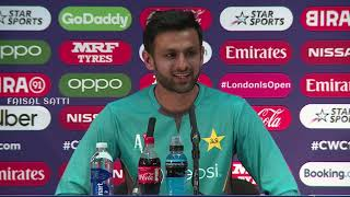 Shoaib Malik announces ODI retirement | Emotional Press Conference  #PakvsBan #CWC19