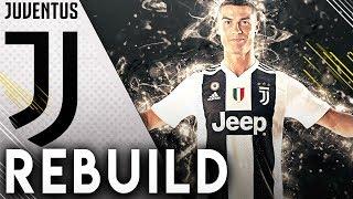 JUVENTUS CHAMPIONS LEAGUE REBUILD!! - FIFA 19 Career Mode