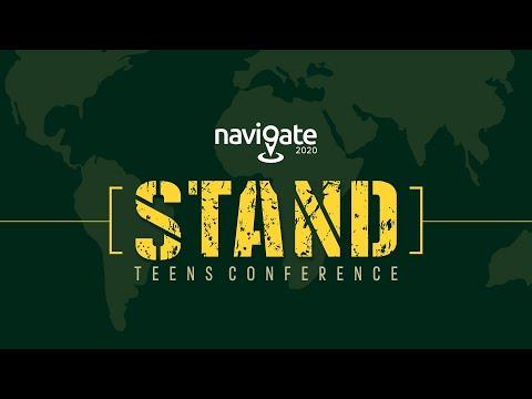 Navigate 2020 I STAND I Day 3 I Aug 22nd