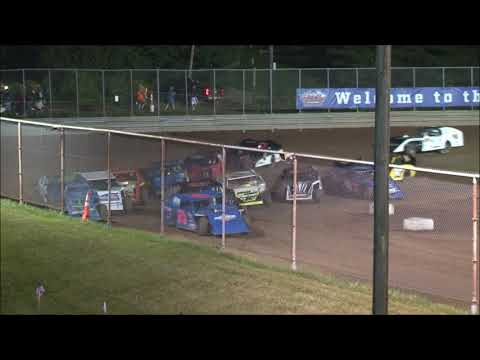 Ohio Valley Speedway Late Model & UMP Modified Features 7-2-2021 - dirt track racing video image