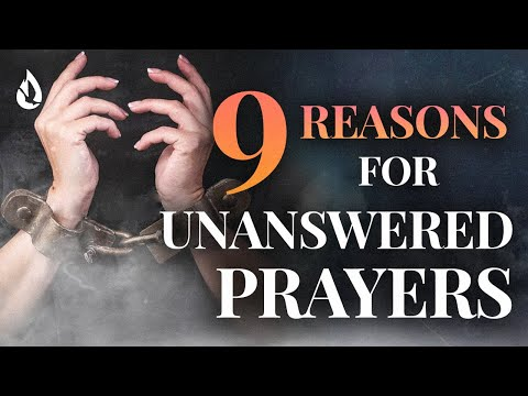 Why Your Prayers Are Not Answered (9 Big Mistakes)