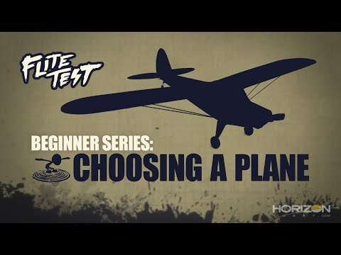 Flite Test : RC Planes for Beginners: How to Choose - Beginner Series - Ep. 1 - UC9zTuyWffK9ckEz1216noAw