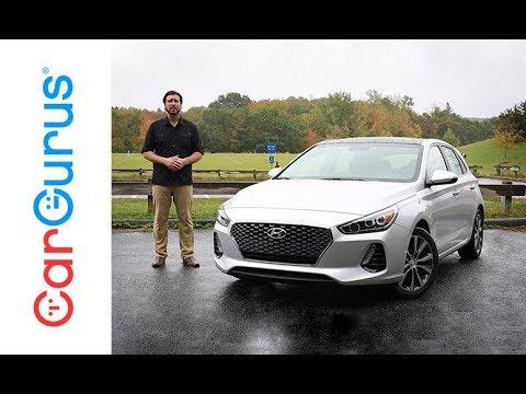 2018 Hyundai Elantra GT | CarGurus Test Drive Review