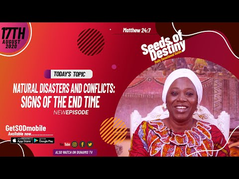 Dr Becky Paul-Enenche - SEEDS OF DESTINY - MONDAY AUGUST 17, 2020