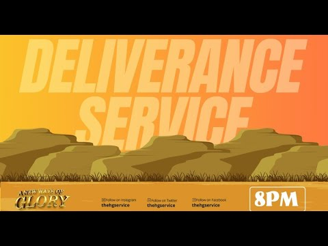 RCCG HOLY GHOST CONVENTION 2021 - DAY 4 DELIVERANCE SERVICE
