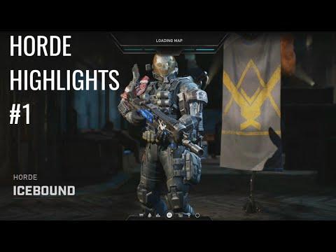 Gears of War 5 Horde Highlights #1