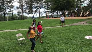 Summer Picnic 2019: Cup Game