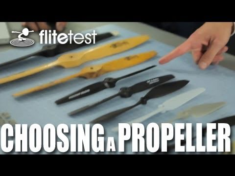 Flite Test - Choosing A Propeller - FLITE TIP - UC9zTuyWffK9ckEz1216noAw