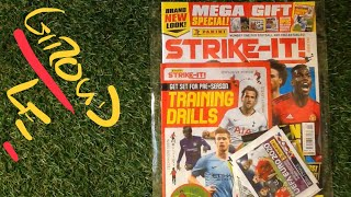 Panini Strike-IT! Magazine Issue 102 Reviewed - With Giroud LE