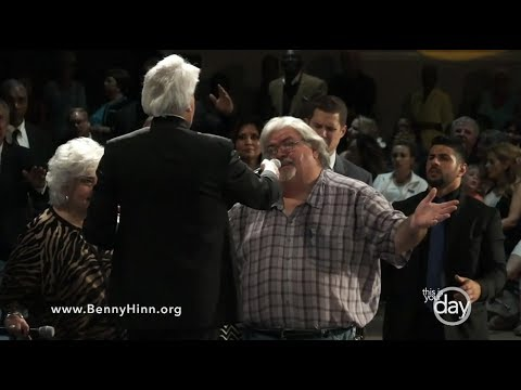 Something About Name of Jesus - A special sermon from Benny Hinn