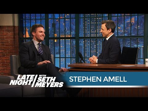 Terrible Golden Globes Experience at Late Night with Seth Meyers