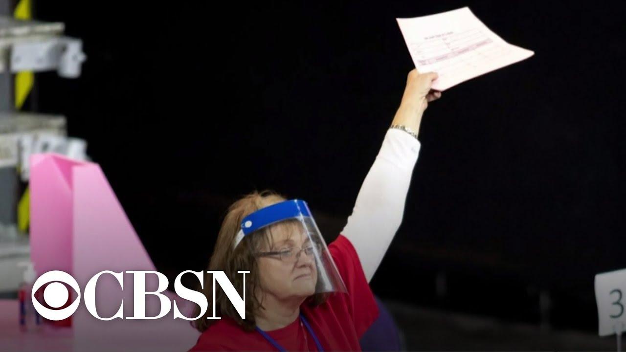 Arizona Secretary of State Katie Hobbs criticizes GOP election audit