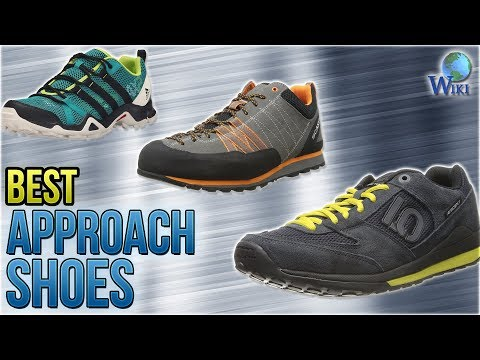10 Best Approach Shoes 2018 - UCXAHpX2xDhmjqtA-ANgsGmw