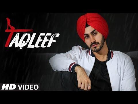 Rohanpreet Singh - Taqleef Lyrics
