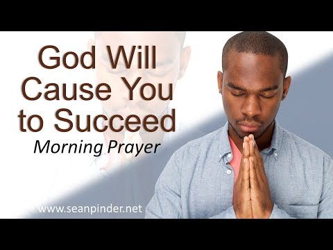 PSALM 1 - GOD WILL CAUSE YOU TO SUCCEED - MORNING PRAYER (video)