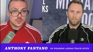 Michael And Anthony Fantano On Wearing Adidas Tracksuits ft. Anthony Fantano (TMBS 96)