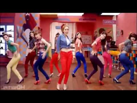Gee (JAPAN) (Dance Version)