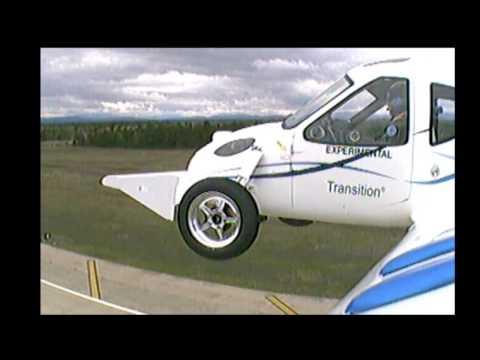 Flying Car Terrafugia.