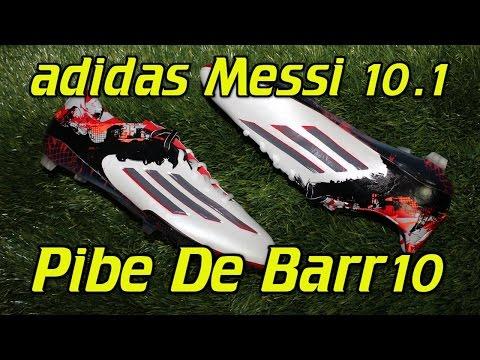 Adidas Messi 10.1 Pibe De Barr10 - Review + On Feet - default