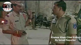 Rajendernagar Police Conducted Cordon Search Operation At Hassan Nagar Under Rajendernagar PS Limits