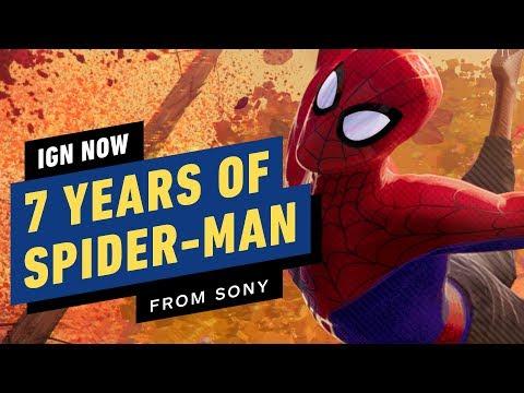 Sony Has 7 Years of Spider-Man Planned - IGN Now - UCKy1dAqELo0zrOtPkf0eTMw
