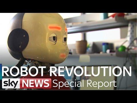 Robot Revolution | Special Report - default