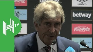 Manuel Pellegrini: We are too innocent, City committed 13 fouls!