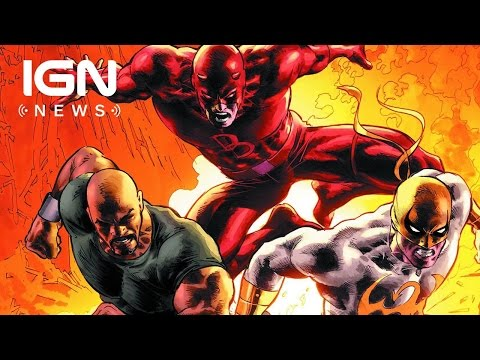 Marvel's The Defenders Will Begin Filming This Year - IGN News - UCpDJl2EmP7Oh90Vylx0dZtA