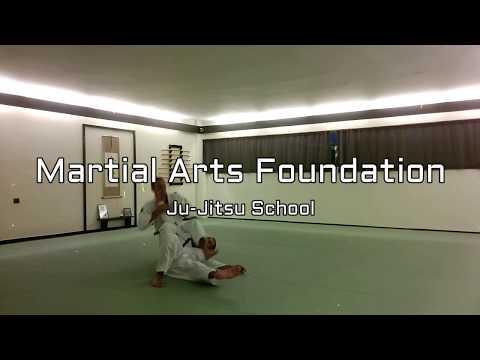 MARTIAL ARTS FOUNDATION