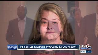 IPS settles lawsuits involving ex-counselor