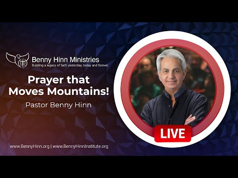 Prayer that Moves Mountains!