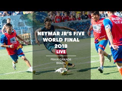 Neymar Jr's Five World Final 2018 | Five-A-Side Football Tournament - UCblfuW_4rakIf2h6aqANefA
