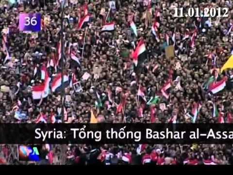 VOA60 Thế Giới 11/01/2012
