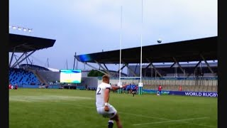 Best kick plays from stars of the #WorldRugbyU20s