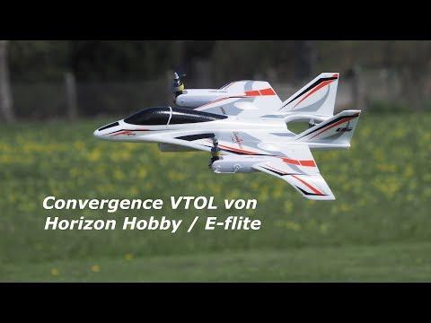 Convergence VTOL, E-flite - UCYLy5CPbElSoQ5I49JsCnuw