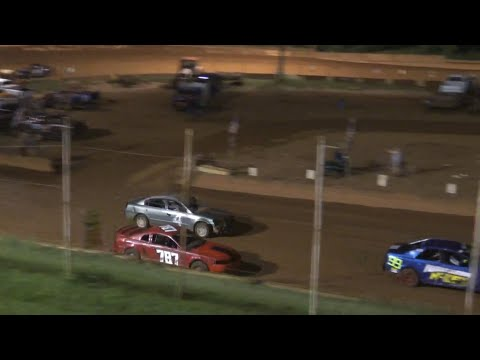 Enduro at Winder Barrow Speedway July 24th 2021 - dirt track racing video image