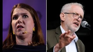 Jeremy Corbyn: 'It is not up to Jo Swinson to decide who will be next PM'