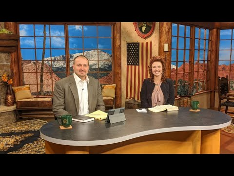 Charis Daily Live Bible Study: Living a Life Worthy of the Gospel - Carrie Pickett - June 18, 2020