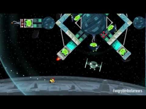 Angry Birds Star Wars official gameplay trailer - coming November 8! - UCYC2wjLop-S6Ld4raeoUVNA