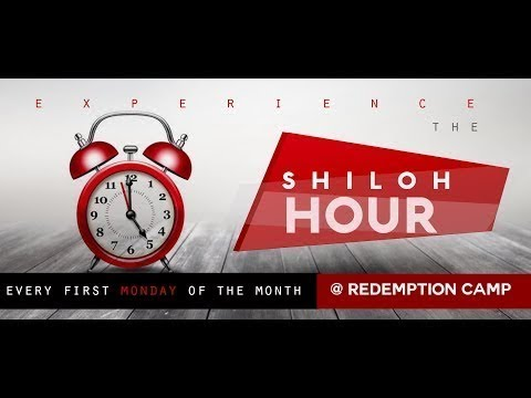 RCCG AUGUST 2019 SHILOH HOUR