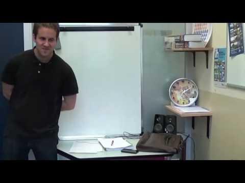 English Lesson - Future Perfect Tense