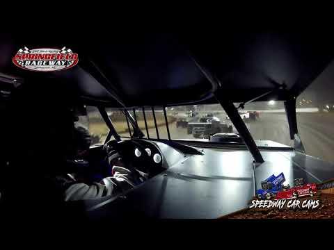 #Mr X Kyle Shrum - B-Mod - 9-22-2020 Springfield Raceway - In Car Camera - dirt track racing video image